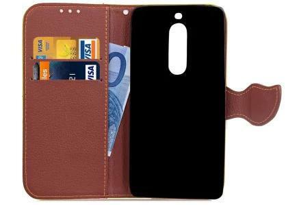 Nokia 5 étui porte carte