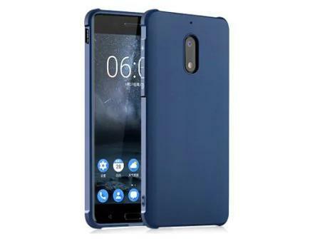 Nokia 6 Silicone Coque