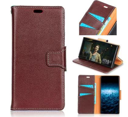 Nokia 8 étui cuir cartre