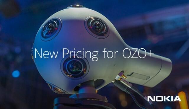 Nokia OZO Plus