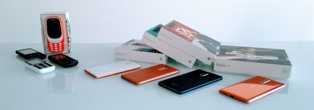Nokia Range 2017