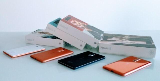 Nokia Range Boxes