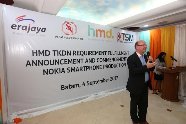 Usine HMD indonésie 1