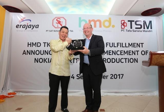 HMD ouvre une nouvelle usine en Indonésie