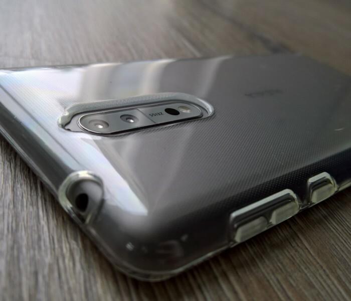 [Test]  Présentation de la coque LK Ultra pour le Nokia 8