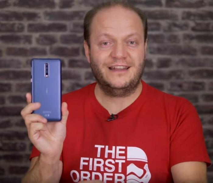 [Video]  The Grand Test adore le Nokia 8, et ça fait vraiment plaisir !