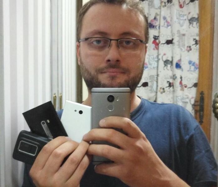 [ITW of the Week] Nico et ses nombreux téléphones