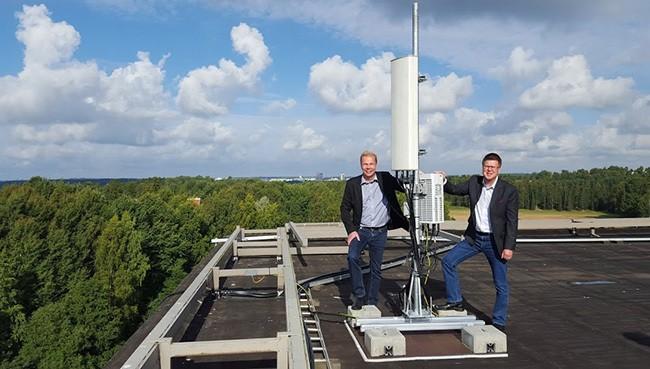 Nokia va moderniser le réseau LTE d'Ukkoverkot en Finlande