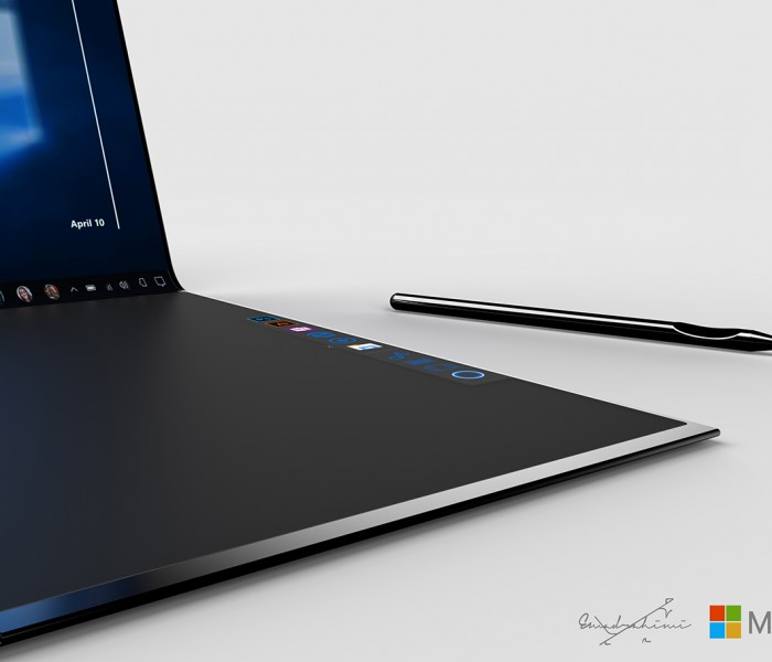 Ce concept de Surface va vous donner envie de tout vendre pour l'avoir