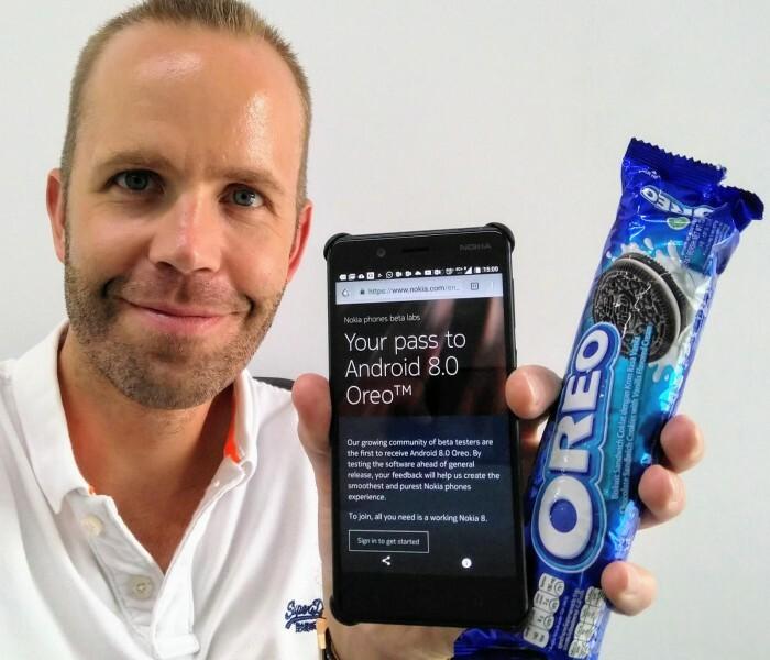 Le Nokia 6 bientôt éligible au Beta Labs pour tester Android Oreo Beta