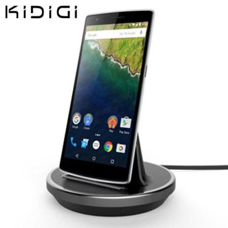 [Test]  Dock de chargement et de transfert de données en USB-C de chez KiDiGi