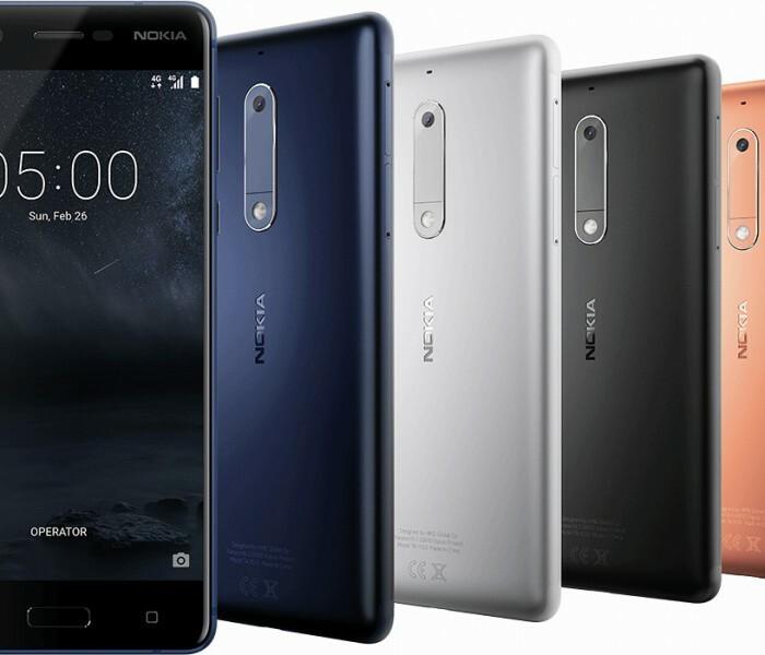 Déploiement en cours de la mise à jour de sécurité Android d'octobre 2017 pour le Nokia 5