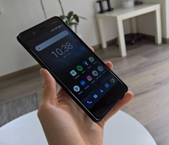 [Test]  Présentation de la coque Olixar FlexiShield pour Nokia 8