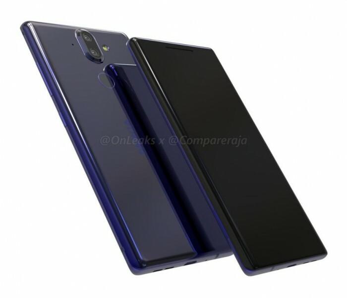 Nokia 9 : Ce à quoi il pourrait ressembler grâce à une maquette 3D !