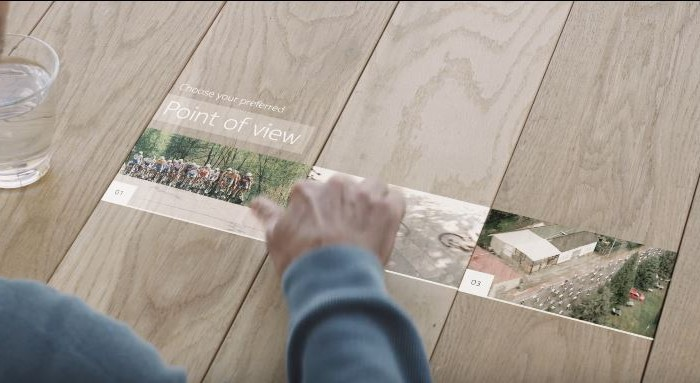 [Vidéo]  Nokia présente la TV du futur