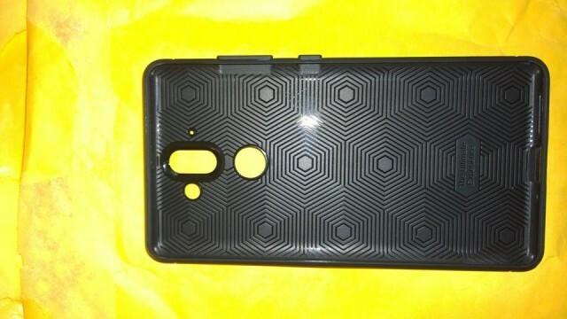 Coque Tiers Nokia 9 INTERIEUR