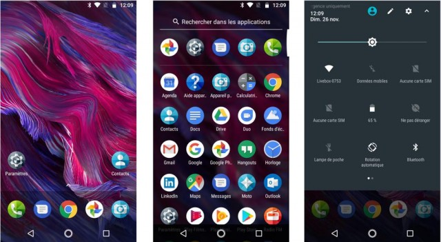 Lenovo Moto X4 Android UI_1