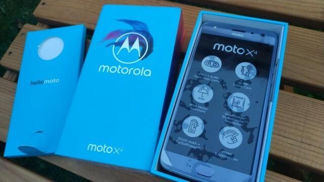 Moto X4 Nokians 4