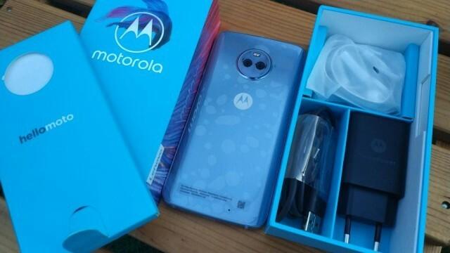 Moto X4 Nokians 5