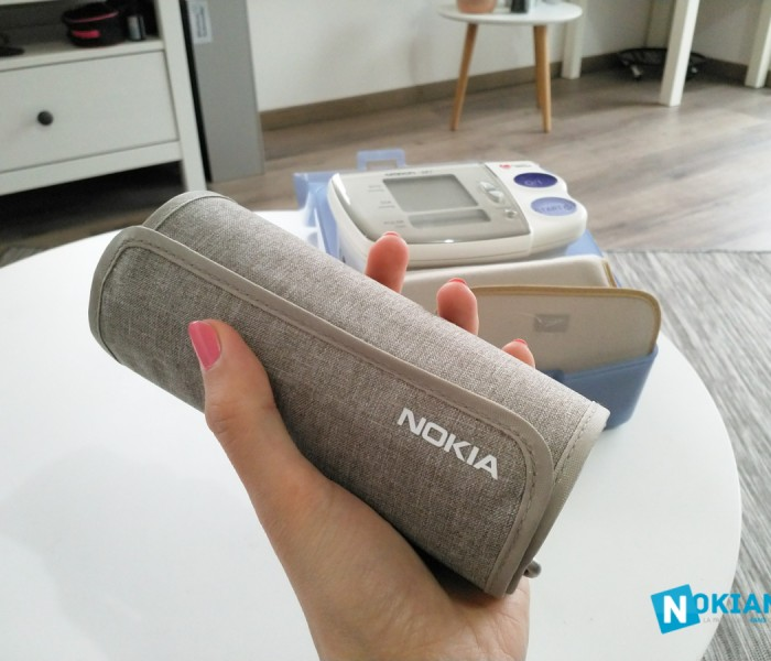 [Test]  Le tensiomètre connecté Nokia BPM+ pour un suivi précis de votre santé