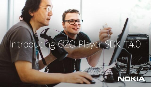 Nokia OZO Player 140