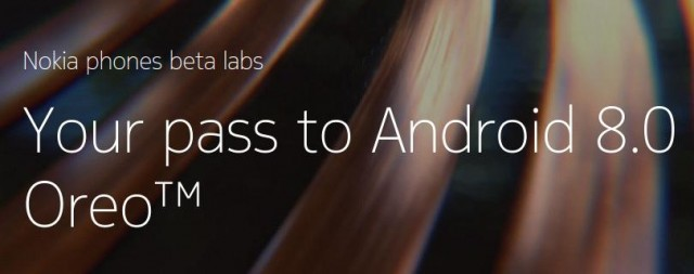 Nokia Phones Beta Labs Android Oreo