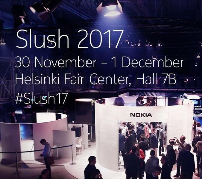 Nokia confirme sa présence au Slush 2017