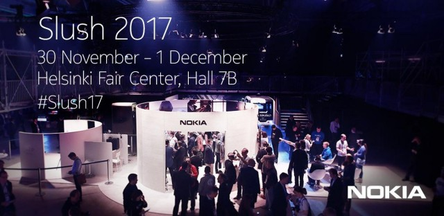 Nokia Slush 2017 TOP