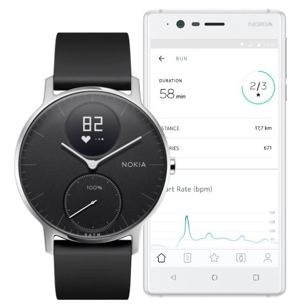 Promo : les montres Withings à -40% aujourd'hui seulement