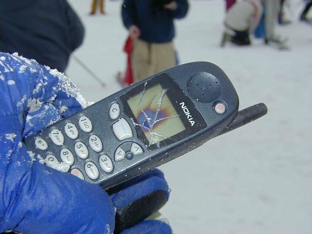 Lancer de téléphone portable : un sport par comme les autres !