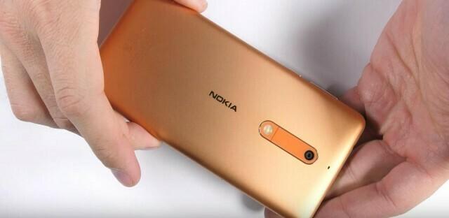 Nokia 5 ZacksJerryRig