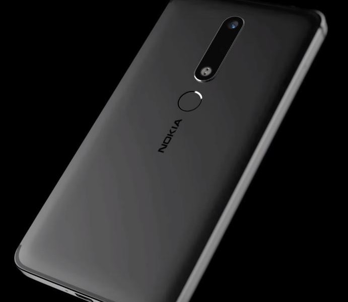 [Video]  Nokia 6 (2018) vu par Concept Creator
