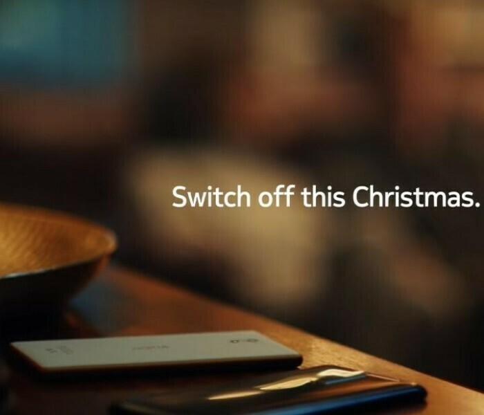 [Vidéo]  Publicité de Nokia Mobile pour Noël