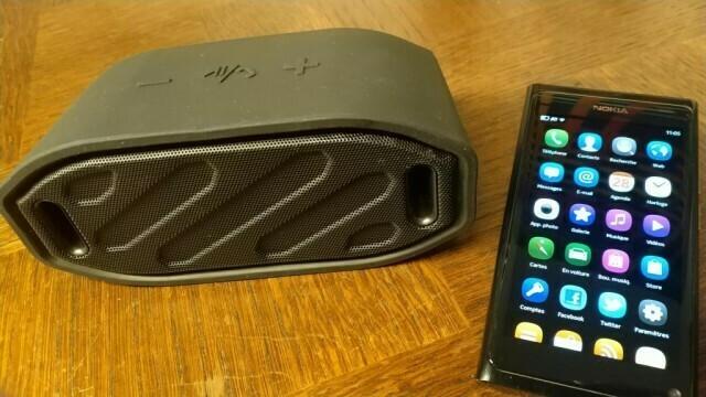 2 - Enceinte Bluetooth Olixar ToughBeats