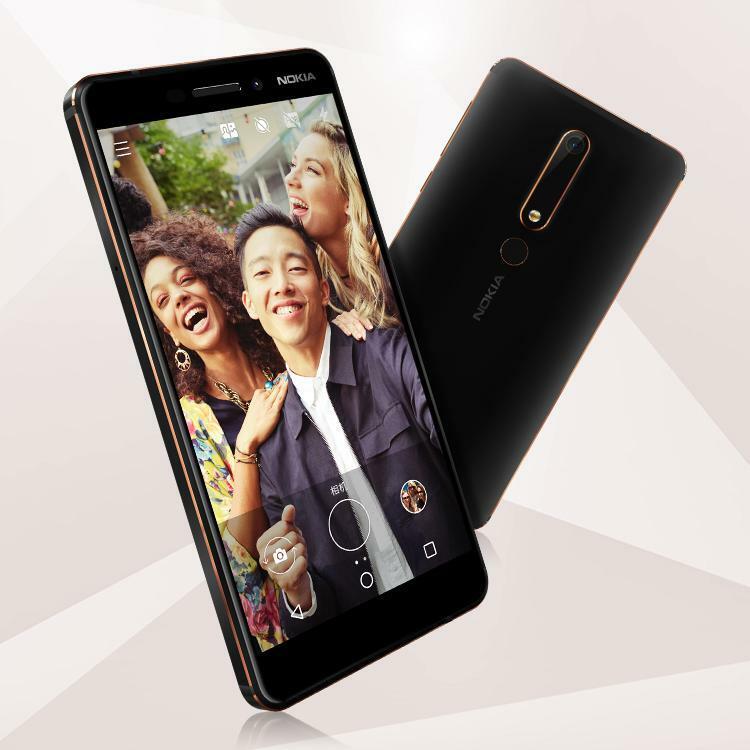 Nokia 6 2018 3