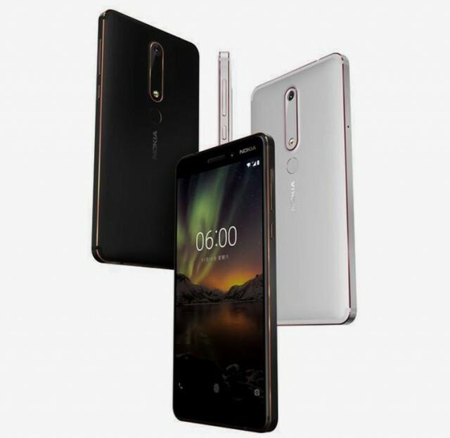 Nokia 6 2018 4
