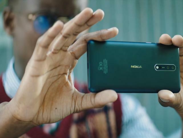 Le Nokia 8 apparaît dans le clip : «Le plus fort du monde» de Black M