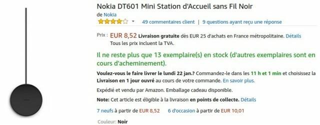 Nokia DT-601 Amazon