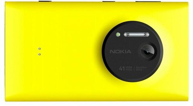 Nokia Lumia 1020 Back