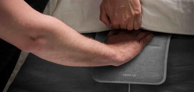 Nokia-Sleep-INstallation-Matelas
