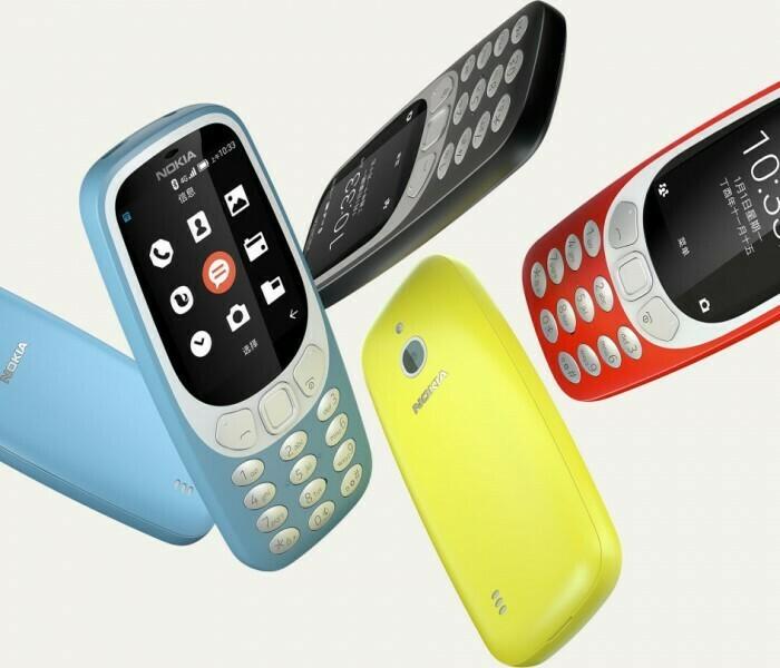 [Promo]  Le Nokia 3310 avec -28% de réduction !