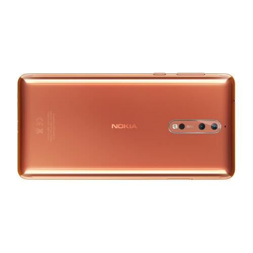 Nokia 8 Sirocco : simple variante ou nouveau modèle ?!