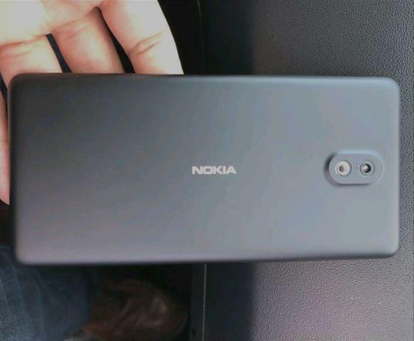 Fuite d'une coque arrière d'un Nokia inconnu !