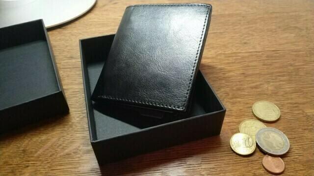 1 - Portefeuille RFID Simili Cuir