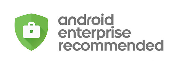 Android Enterprise Recommanded