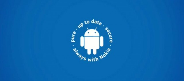 Android Pure Nokia