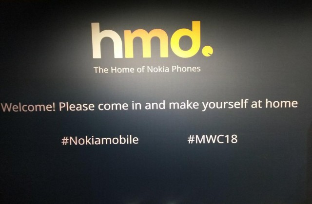HMD EVENT MWC18 3