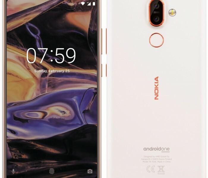 Nokia 7 Plus : une variante avec 6 Go de RAM repérée sur Geekbench !