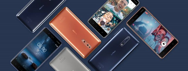 Nokia 8 TOP