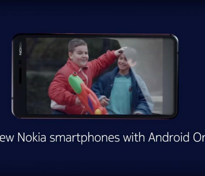 [Vidéo]  Présentation des nouveaux smartphones Nokia sous Android One